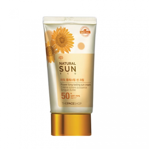Kem chống nắng Power Long Lasting Sun Cream SPF50 PA+++ 50ml
