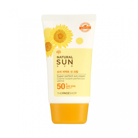 Kem chống nắng Super Perfect Sun Cream SPF 50 PA+++