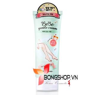 BeBe Gentle Cream - Kem Dưỡng Thể Đặc Trị Viêm Lỗ Chân Lông