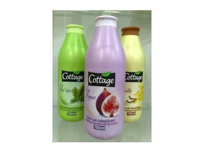 Sữa tắm Cottage 750ml