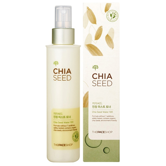 Sữa dưỡng chia seed - The Face Shop