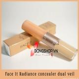 Che khuyết điểm Face it Radiance concealer dual veil