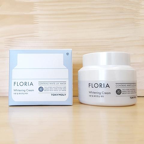 Kết quả hình ảnh cho floria whitening cream