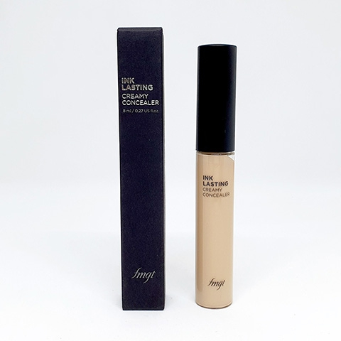 Che khuyết điểm ink lasting creamy concealer - The Face Shop