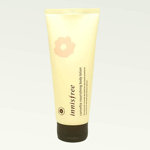 Dưỡng thể Innisfree Camellia nourishing body lotion 200ml