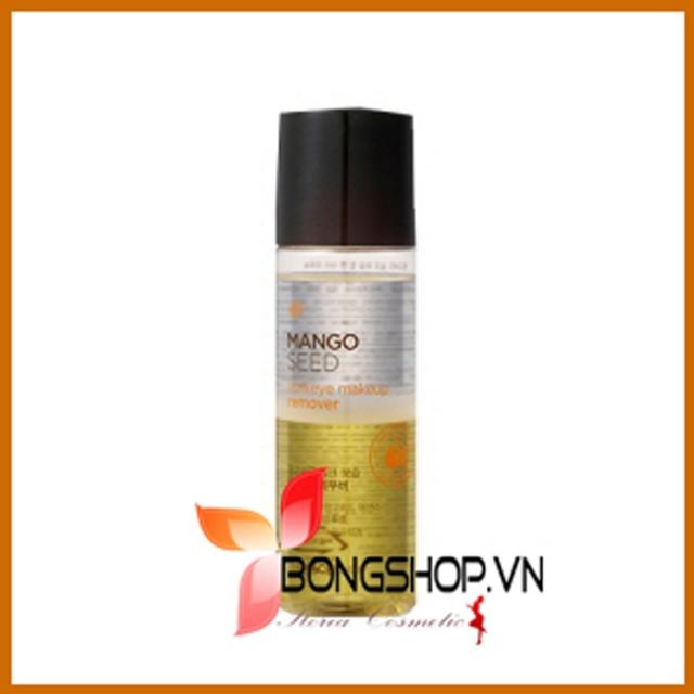 Mango seed Lip & Eye makeup remover - Tẩy trang mắt môi mango seed