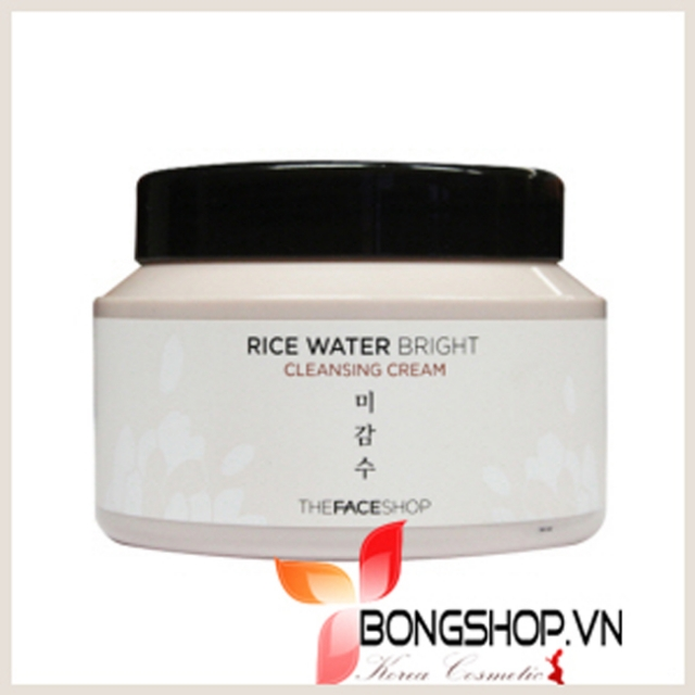 Kem tẩy trang gạo 400ml - Rice Water Bright Cleasing Cream
