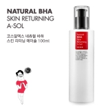 Toner COSRX Natural BHA Skin Returning A-Sol
