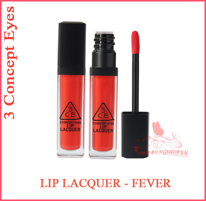 3ce Lip Lacquer Fever