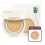 Phấn nước Innisfree Ampoule Intense Cushion 15th Anniversary Kit (kèm 1 refill)