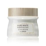 Kem dưỡng The Saem Pure White Brightening Cream