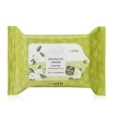 Khăn tẩy trang The Saem Healing Tea Garden Green Tea Cleansing Tissue