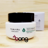 Kem dưỡng Tomaru Soulful Morning Drop Power Cream - Moisture Pump