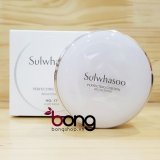 Phấn nước Sulwhasoo Perfecting Cushion Brightening (+1 refill)