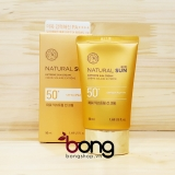 Kem chống nắng che khuyết Natural Sun Eco Extreme Sun Cream