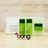 Bộ dưỡng da Mini Innisfree Green Tea Balancing Special Kit