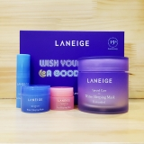 Set mặt nạ ngủ Laneige Water Sleeping Mask Lavender Special Set