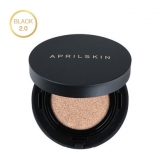 Phấn nước April Skin Magic Snow Cushion (Black)
