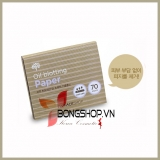 Giấy thấm dầu The Face Shop Oil Blotting Paper