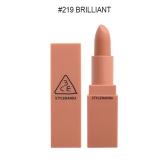 3ce mood recipe matte lip color #219 Brilliant