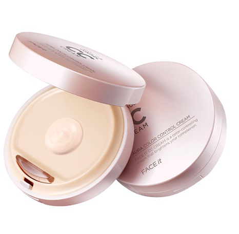 CC Cream Aura color Control Cream - Face it