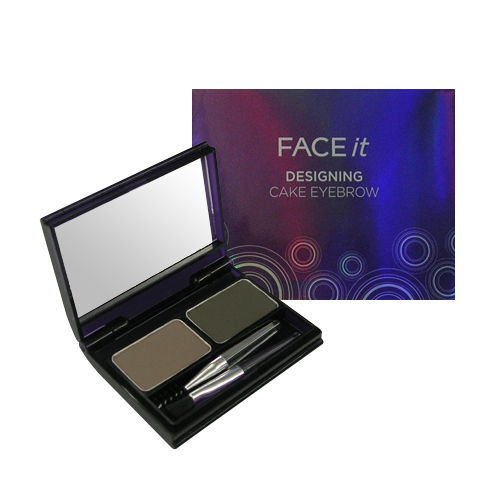 Bột lông mày Face it - Face It Designing Cake Eyebrow