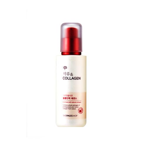 Pomegranate And collagen volume lifting essence - Tinh chất dưỡng trắng chiết xuất collagen và lựu