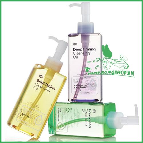 Tinh dầu tẩy trang Pore Clean Cleansing Oil