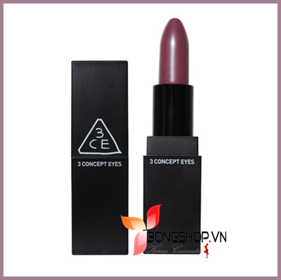 3 Concept Eyes Lip Color #604 vamp