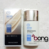 BB Cream Water Proof - The Face Shop