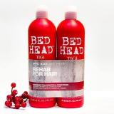 Set gội xả TIGI BED HEAD phục hồi tóc hư tổn 750ml