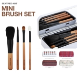 Bộ cọ mini Seatree Art Mini Brush Kit