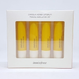 Set 4 son dưỡng canola honey lip balm travel exclusive set