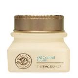 Kem dưỡng dành cho da dầu và mụn - Clean Face Oil Control Cream The Face Shop