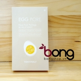 Miếng lột mũi Tonymoly Egg Pore Nose Pack Package