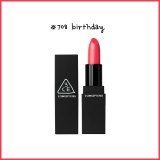 Son 3CE Lip Color - Matte (708 Birthday)