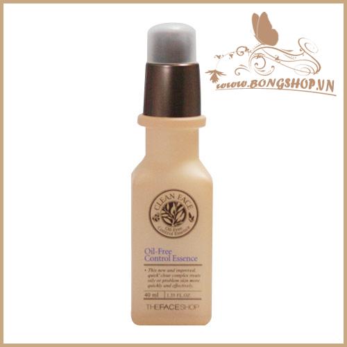 essence oil free control - Tinh chất dưỡng dành cho da dầu và mụn
