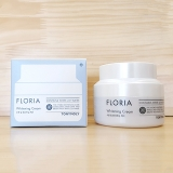 Kem dưỡng làm trắng Floria whitening Cream - Tonymoly