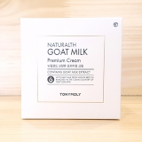 Kem dưỡng trắng & chống lão hóa Naturalth Goat Milk Premium Cream