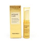 Son dưỡng tái tạo môi Intense Care Gold 24k Snail Lip Treatment - Tonymoly