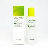 Nước hoa hồng Green Vita C Soothing Toner - Tonymoly