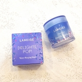 Mặt Nạ Ngủ Laneige Delights, Pop! Water Sleeping Mask 70ml