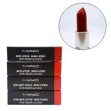 Son MAC matte lipstick rouge à lèvres 602 chili