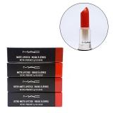 Son MAC retro matte lipstick rouge à lèvres 702 dangerous