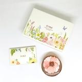 Set phấn nước Ohui Ultimate cover cushion special edition (Flower Garden)