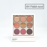 Bảng Mắt Tonymoly Perfect Eyes Mood Eye Palette – #04 Pinkish Mood