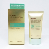 Kem Chống Nắng The Face Shop Power Long-Lasting Green Tone Up Sun