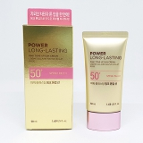 Kem chống nắng Power Long Lasting Pink Tone Up Sun Cream - The Face Shop