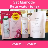 Set Mamonde Rose Water Toner 250ml + 250ml