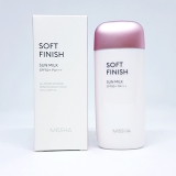 Kem chống nắng All-around Safe Block Soft Finish Sun Milk 70ml - Missha